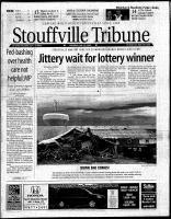 Stouffville Tribune (Stouffville, ON), January 26, 2002