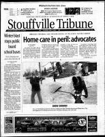 Stouffville Tribune (Stouffville, ON), February 2, 2002