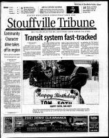 Stouffville Tribune (Stouffville, ON), February 16, 2002