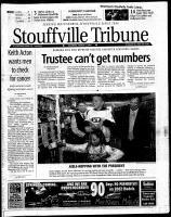 Stouffville Tribune (Stouffville, ON), March 2, 2002