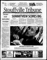Stouffville Tribune (Stouffville, ON), March 9, 2002