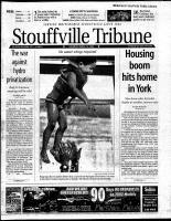 Stouffville Tribune (Stouffville, ON), March 16, 2002