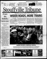 Stouffville Tribune (Stouffville, ON), March 23, 2002