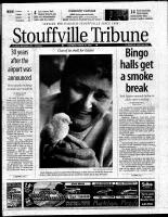 Stouffville Tribune (Stouffville, ON), March 30, 2002