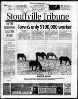 Stouffville Tribune (Stouffville, ON), April 4, 2002