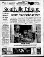 Stouffville Tribune (Stouffville, ON), April 6, 2002