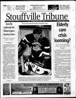Stouffville Tribune (Stouffville, ON), April 11, 2002