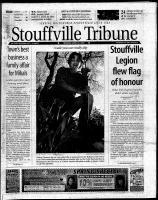 Stouffville Tribune (Stouffville, ON), April 25, 2002
