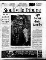 Stouffville Tribune (Stouffville, ON), April 27, 2002