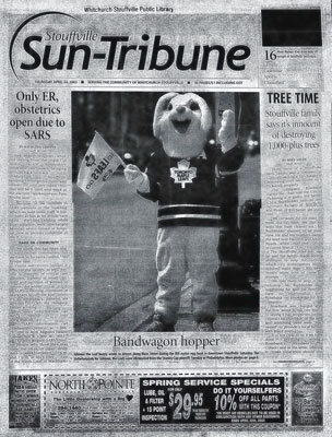 Stouffville Sun-Tribune