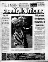 Stouffville Sun-Tribune (Stouffville, ON), May 25, 2002