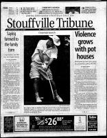 Stouffville Sun-Tribune (Stouffville, ON), June 1, 2002