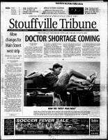 Stouffville Sun-Tribune (Stouffville, ON), June 8, 2002
