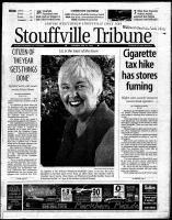 Stouffville Sun-Tribune (Stouffville, ON), June 22, 2002