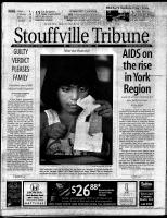 Stouffville Sun-Tribune (Stouffville, ON), August 24, 2002