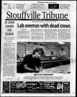 Stouffville Sun-Tribune (Stouffville, ON), August 31, 2002