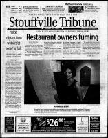 Stouffville Sun-Tribune (Stouffville, ON), September 7, 2002