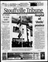 Stouffville Sun-Tribune (Stouffville, ON), September 12, 2002