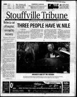 Stouffville Sun-Tribune (Stouffville, ON), September 28, 2002