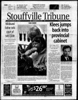 Stouffville Sun-Tribune (Stouffville, ON), October 5, 2002