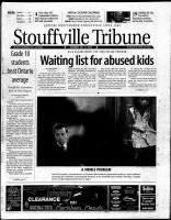 Stouffville Sun-Tribune (Stouffville, ON), October 12, 2002