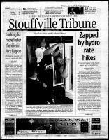 Stouffville Sun-Tribune (Stouffville, ON), October 24, 2002