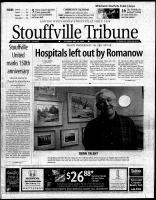 Stouffville Sun-Tribune (Stouffville, ON), November 30, 2002