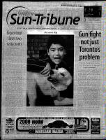 Stouffville Sun-Tribune (Stouffville, ON), January 7, 2006