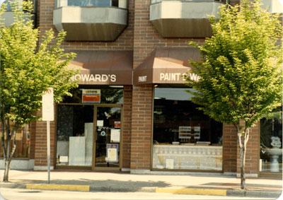 Howard's Paint & Wallpaper Ltd.