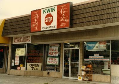 Kwik Stop Food Store