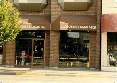 Gardenia Landscaping Inc.