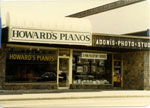 Howard's Pianos