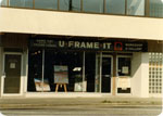 U-Frame It Workshop & Gallery