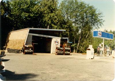 Cypress Park Mohawk Gas Station