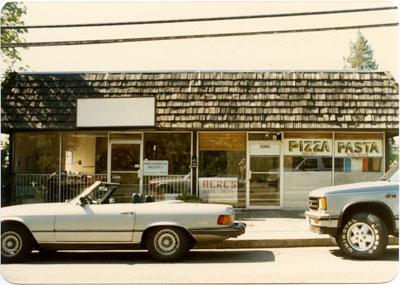 Herc's Pizza & Pasta