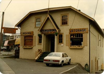 Ferguson Moving and Storage Ltd.