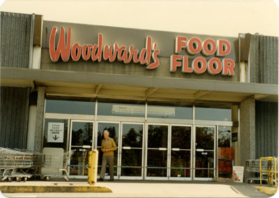Woodward's Food Floor