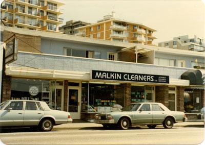Malkin Cleaners