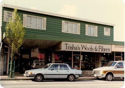 Trisha's Wools & Fabrics