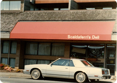 Scaldaferris Deli