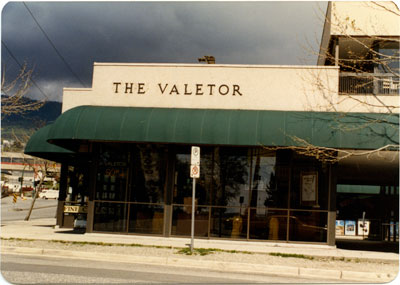 The Valetor Cleaners Ltd.