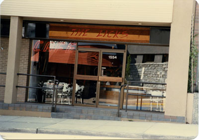 The Licks Cafe