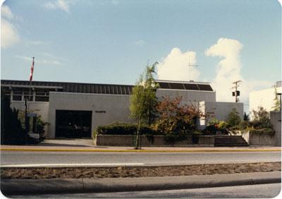 West Vancouver Municipal Courts