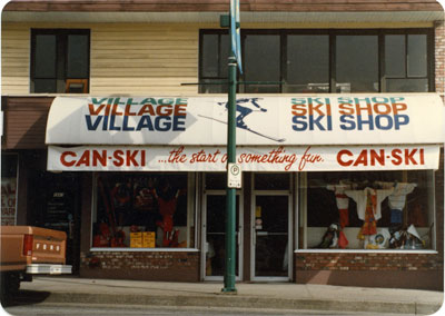 Can-Ski Village Ski Shop