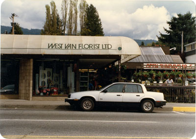 West Van Florist Ltd.