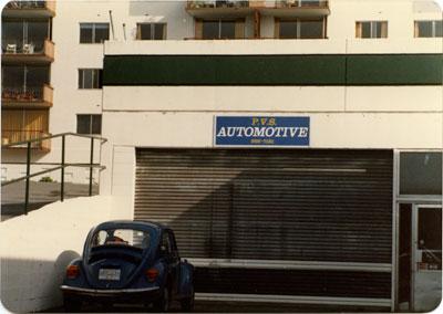 P.V.S. Automotive