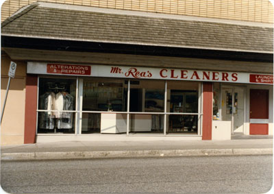 Mr. Rea's Cleaners