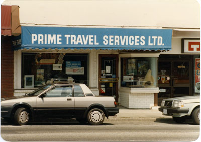 Prime Travel Services Ltd.