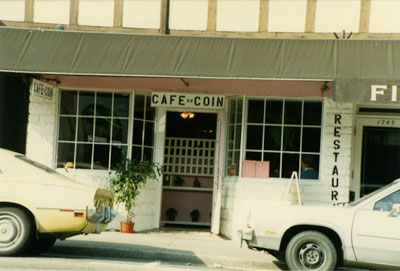 Cafe du Coin Restaurant