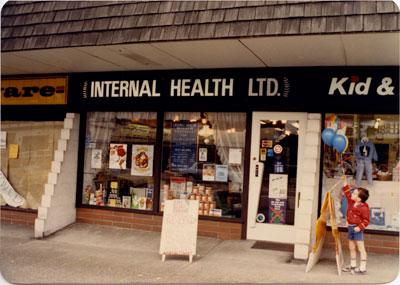 Internal Health Ltd.
